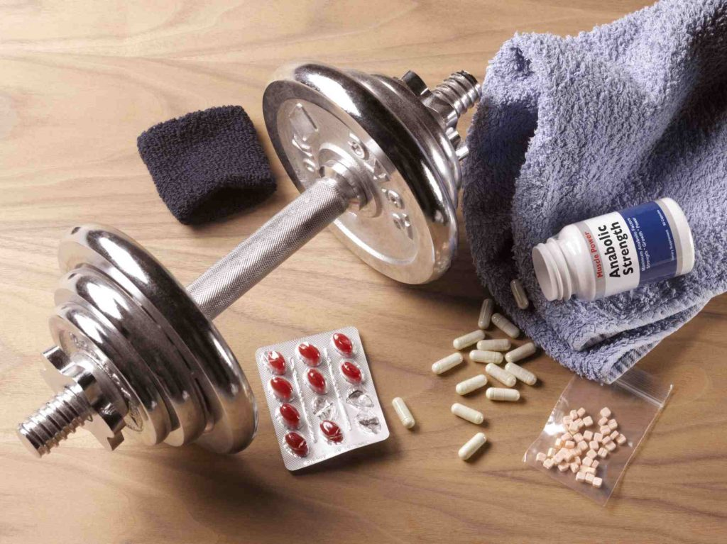action of steroids