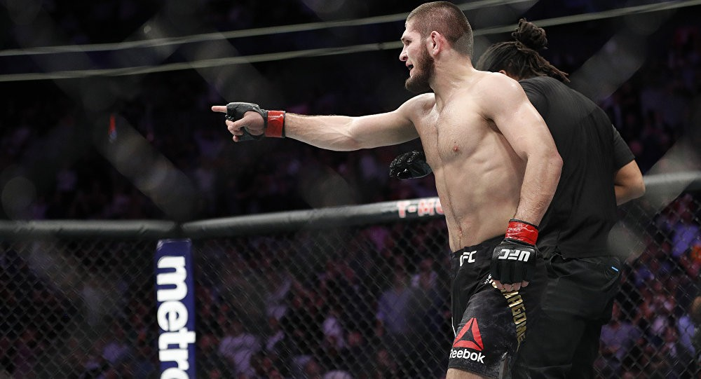 Khabib Nurmagomedov Net Worth Wife And Wrestling Bears Athletes Champion