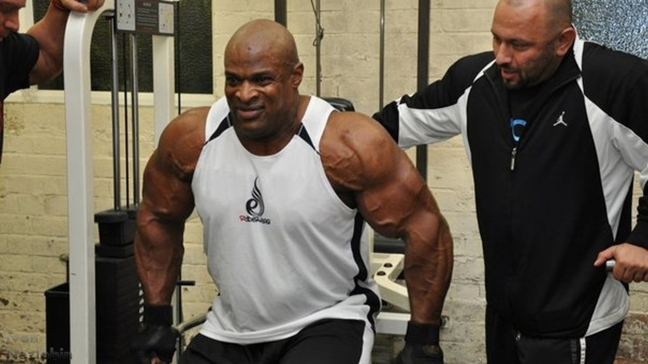 ronnie coleman now